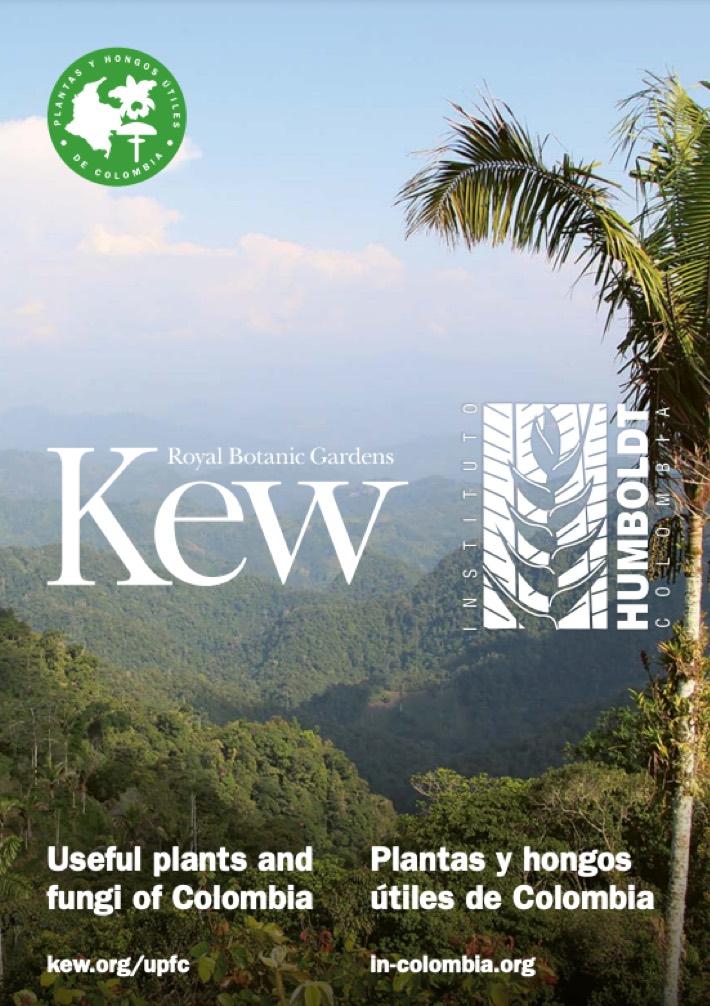 Folleto Plantas y hongos utiles de Colombia